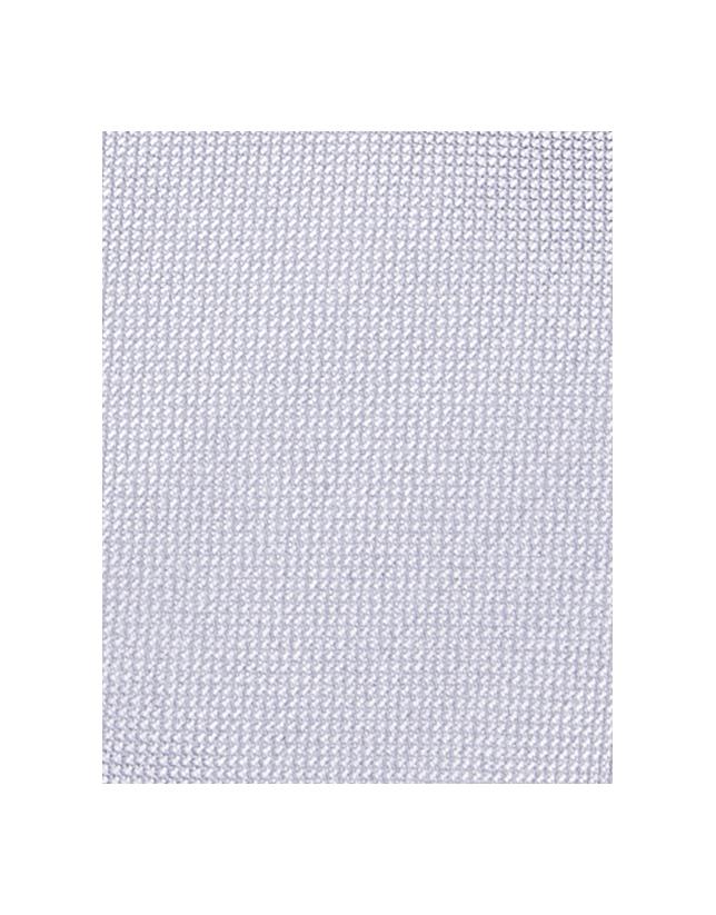 Light gray microprint tie
