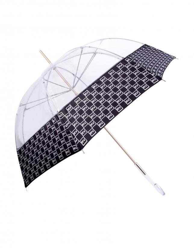 Parapluie à logo