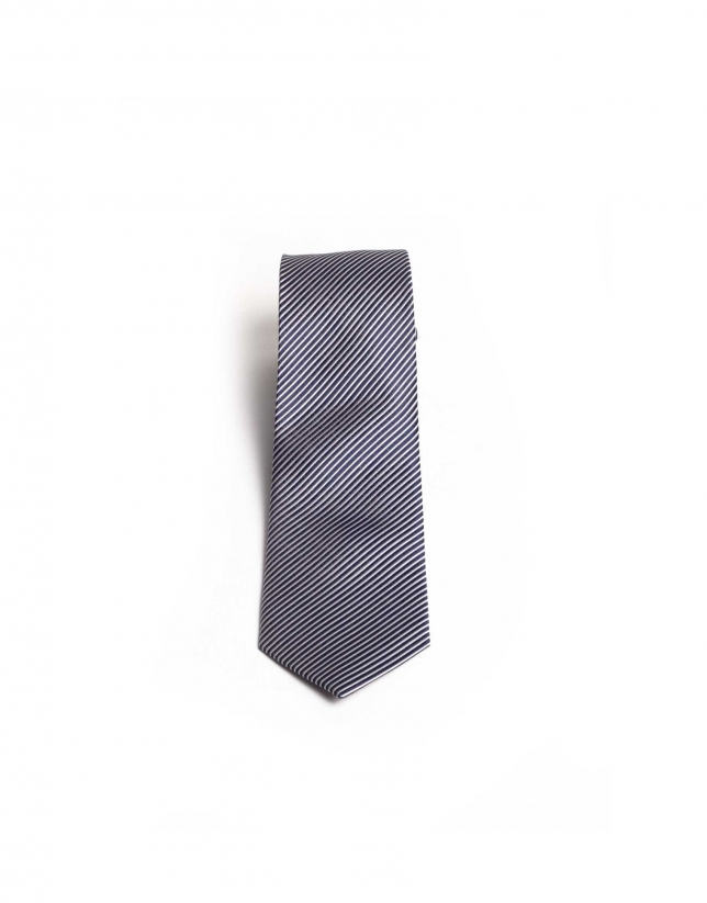 Corbata rayas al bies