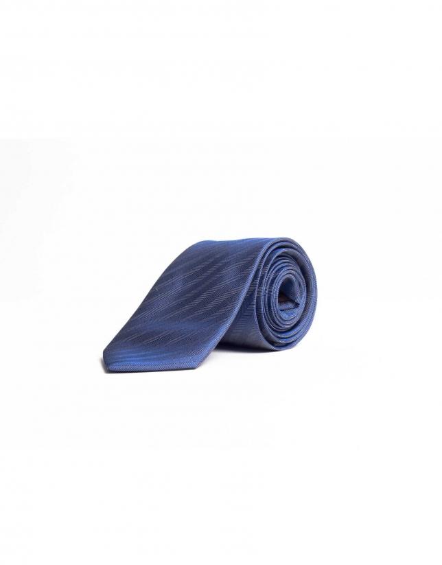 Corbata espiga