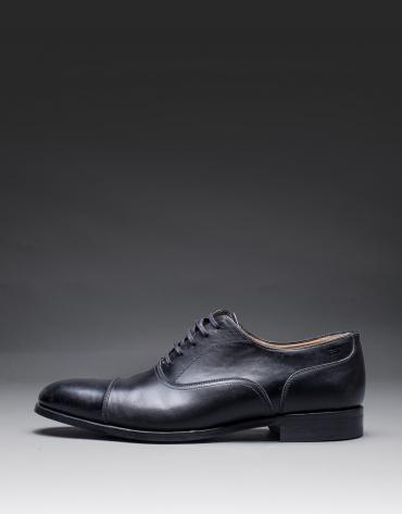 Chaussure anglaise cuir noir