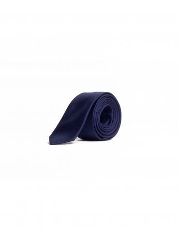 Corbata lisa
