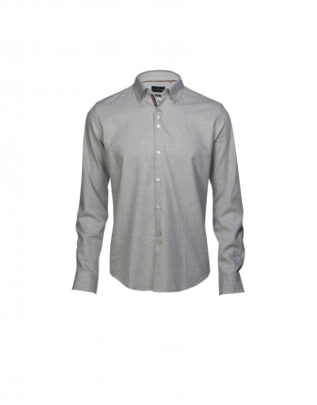 Mix  stone coloured casual shirt