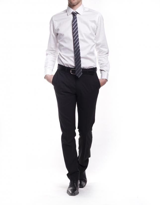 Camisa vestir cuadrillé