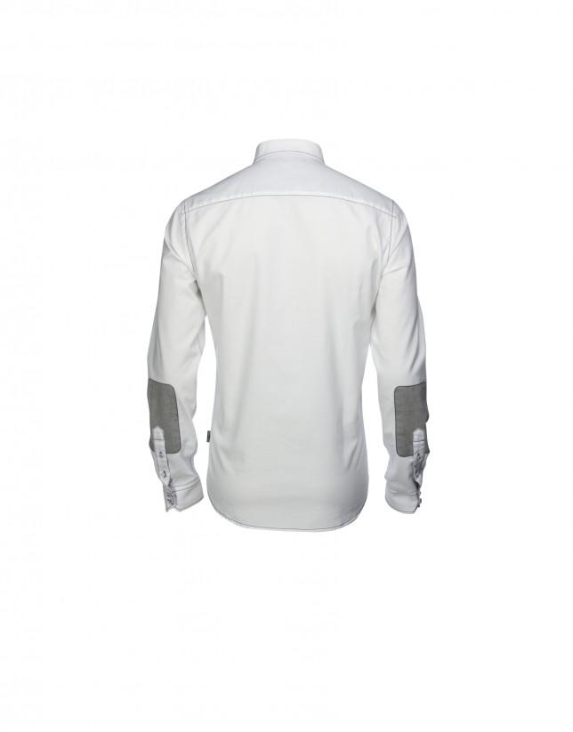 Camisa sport blanco