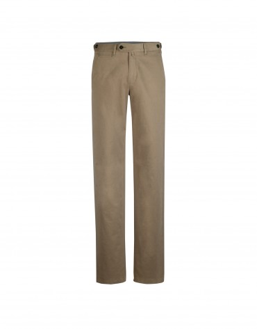 Camel semi-formal trousers
