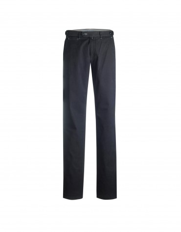 Navy semi-formal trousers