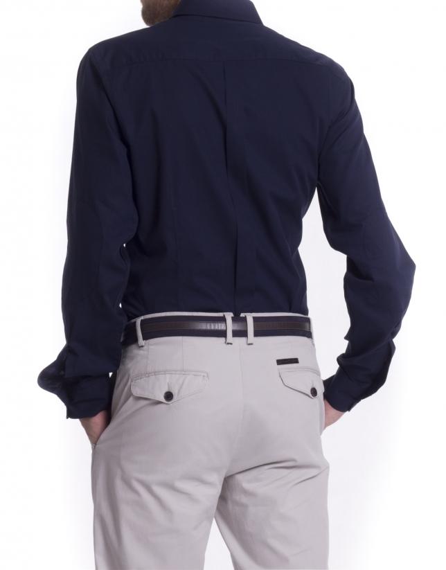 Casual light weight pique shirt