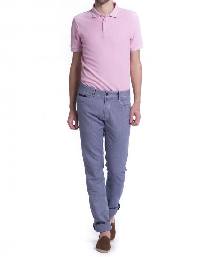Pantalon ville Oxford