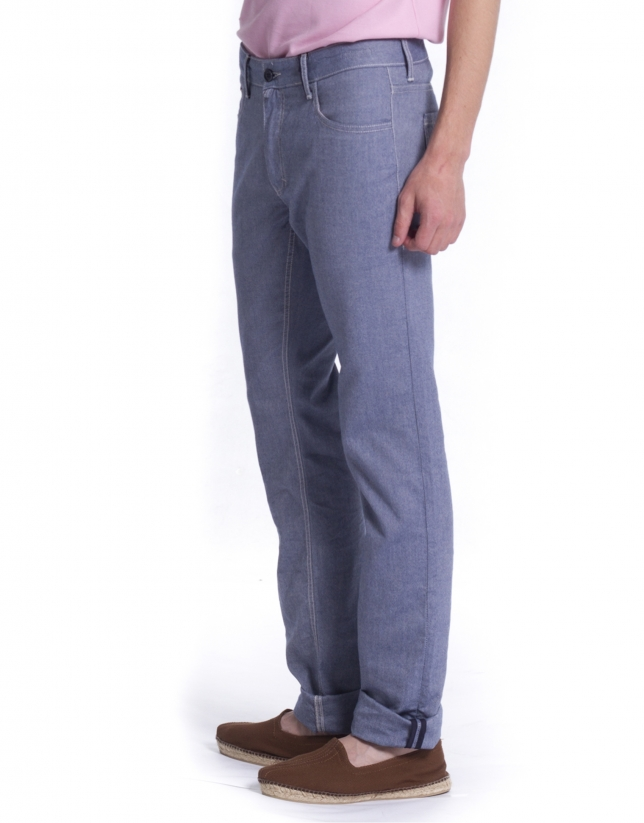 Pantalon ville Oxford