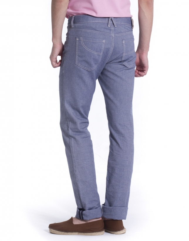 Casual Oxford pants