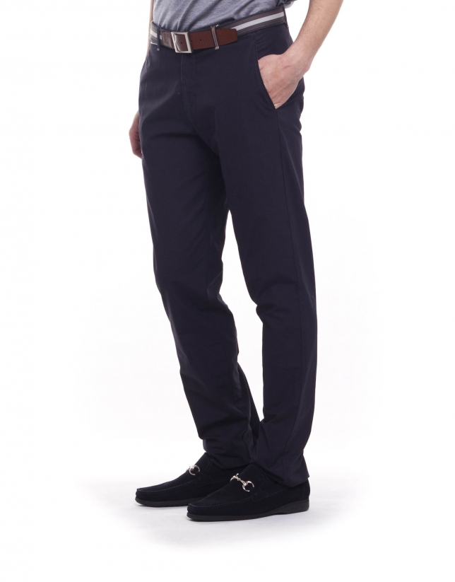 Pantalón sport espiguilla
