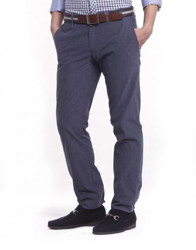Casual micro-design pants