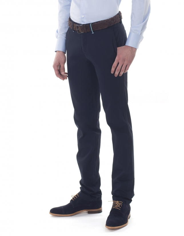 Navy blue sport pants