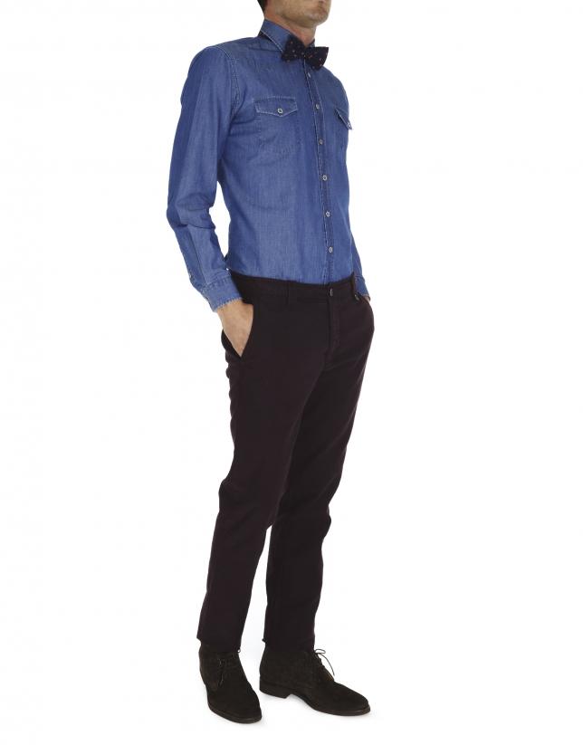 Jean sport shirt