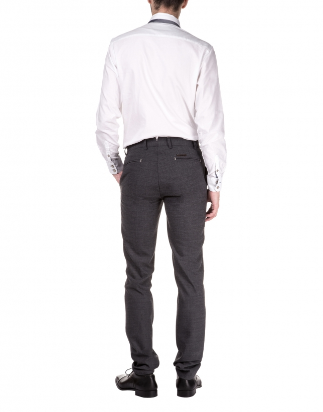 pantalon sport liso
