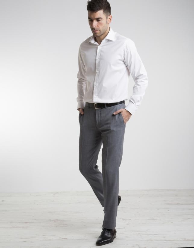 White dressy shirt