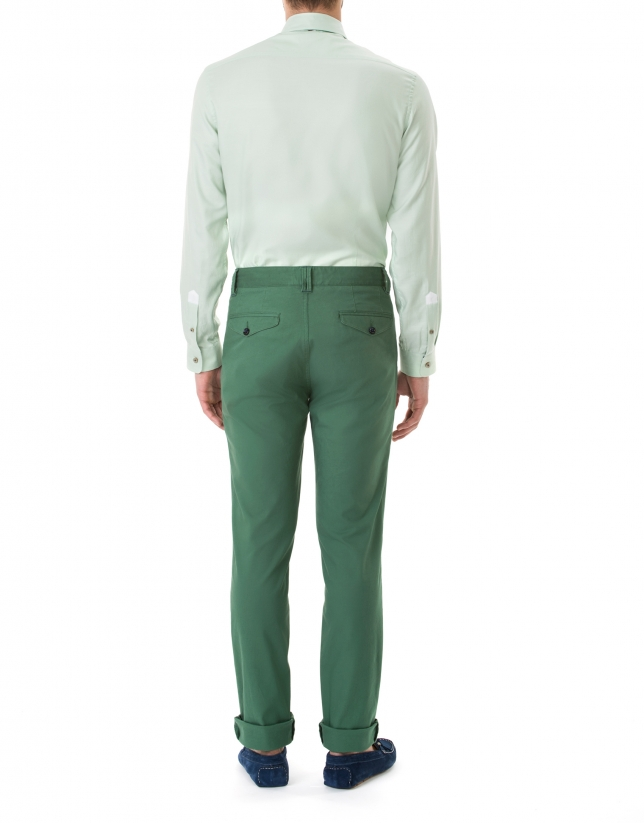 Jacquard sport pants