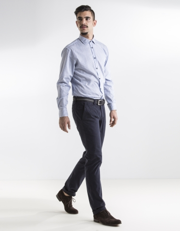 Navy blue sport pants