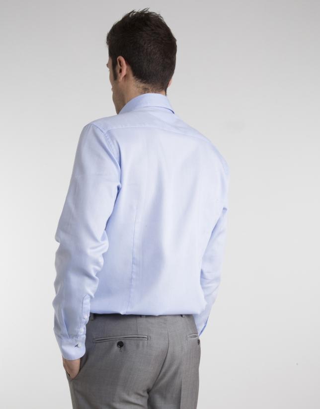 Light blue Oxford shirt