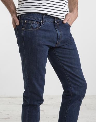 Jean slim fit (coupe ajustée) bleu