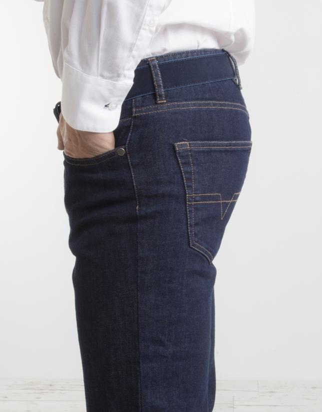 Pantalón vaquero regular