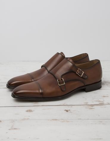 Zapato vestir hebillas