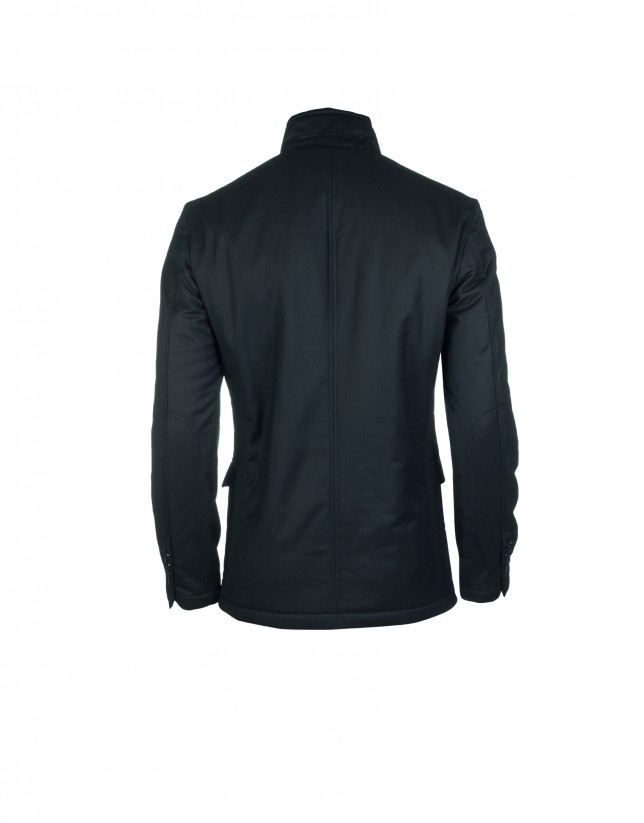 Four pocket updated fit sports jacket
