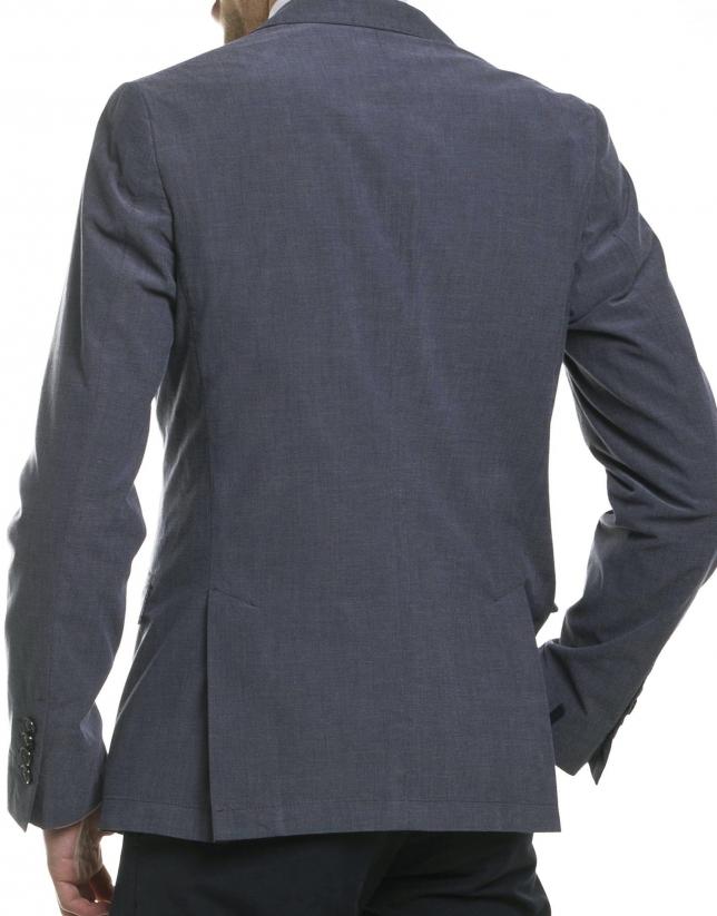 Veste à micromotif
