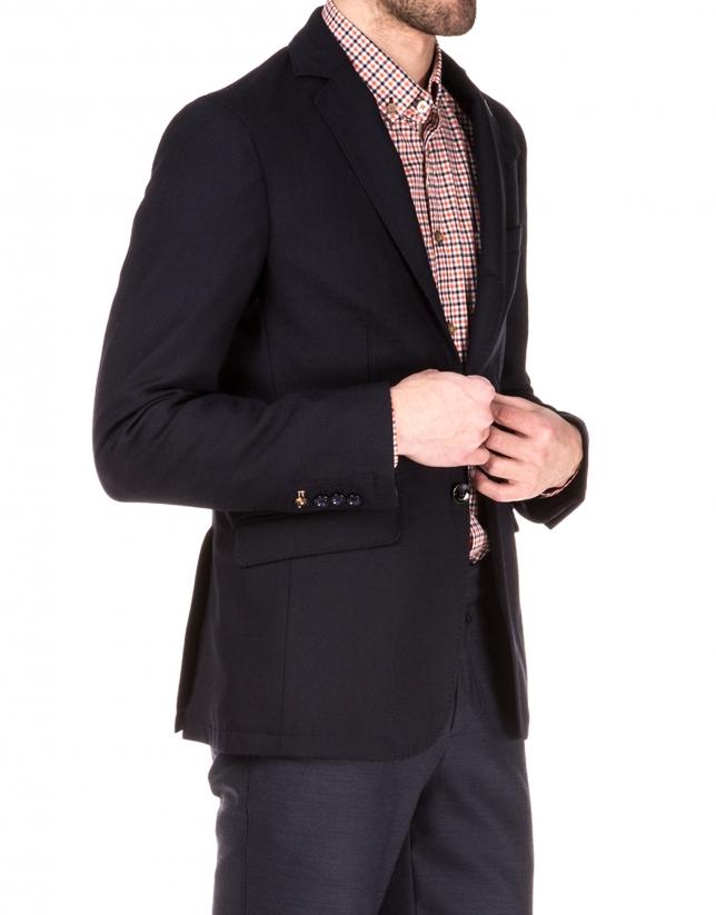 Plain jacket