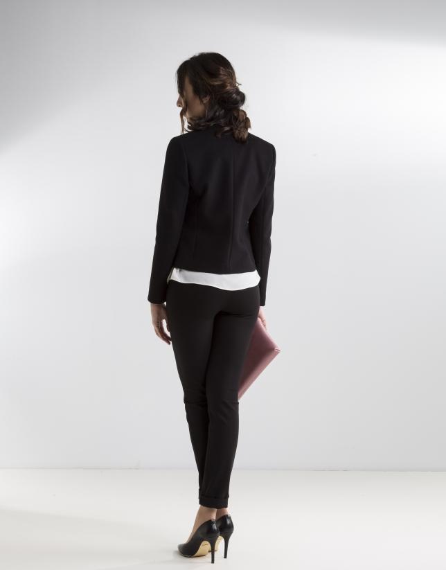 Veste courte noire