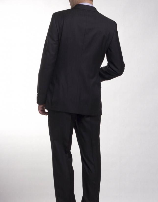Micro-knit suit
