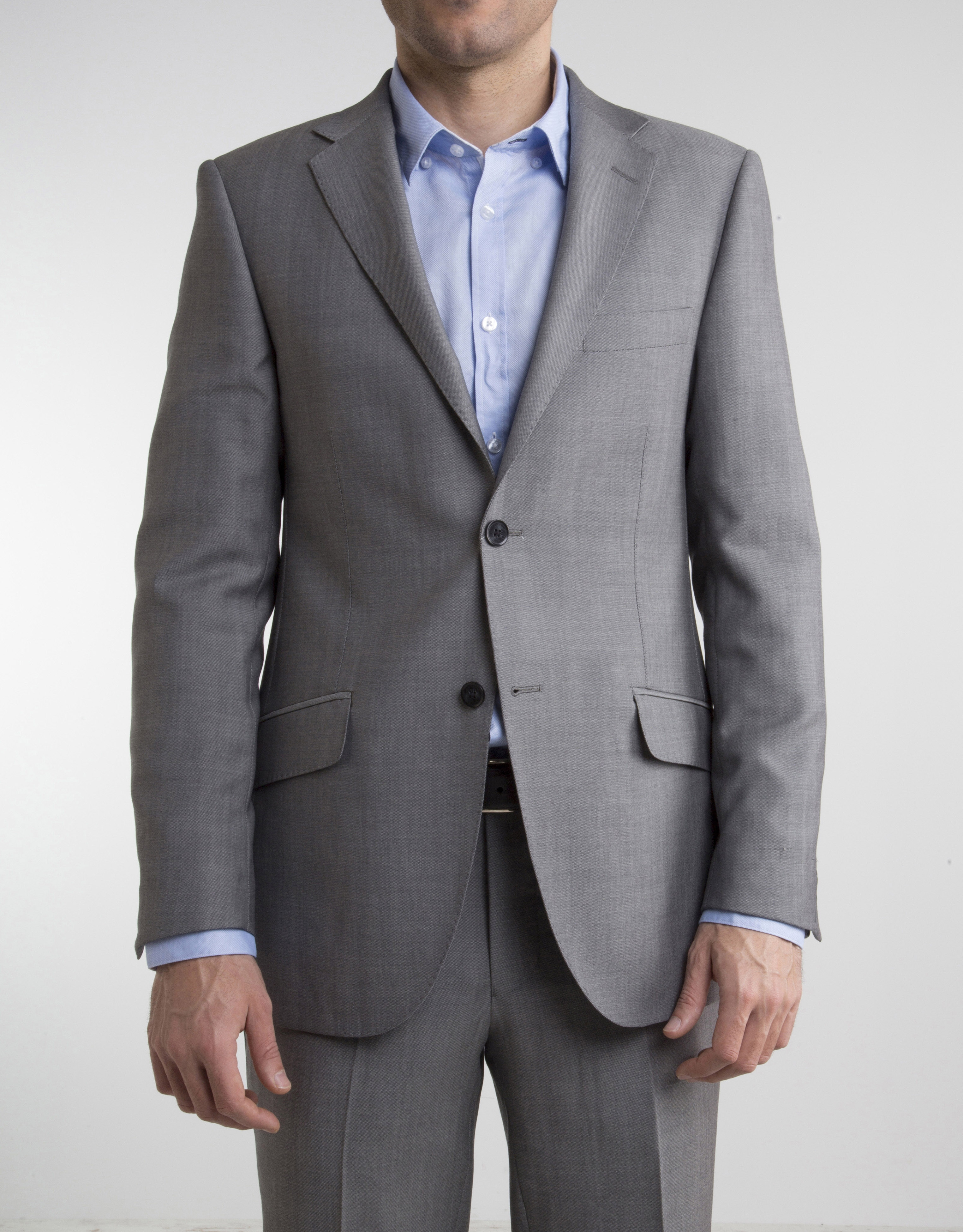 Shop for slim fit and fittted mens suits for skinny men. Get the latest styles, brands of fitted men's clothing from Men's Wearhouse. Buy one item at its regular retail price and get a second Suit of equal or lesser value for $ or Sport Coat of equal or lesser value .