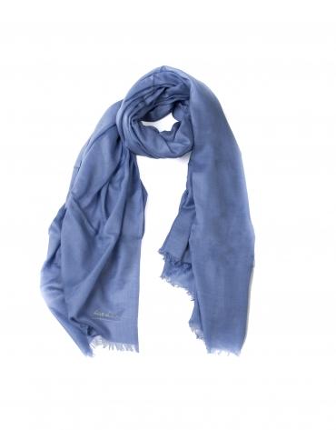 Foulard azul claro