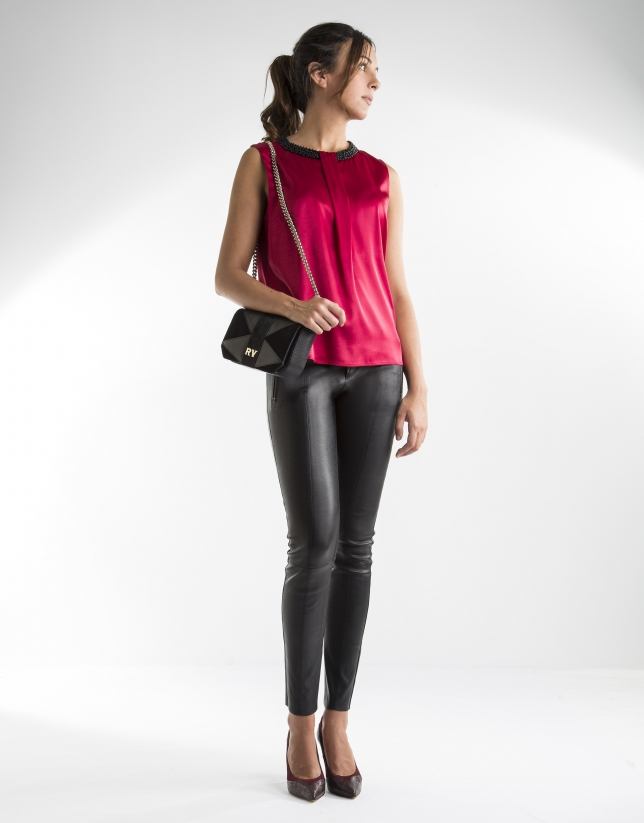 7eb10990225 Red top - Shirts and Blouses - Woman