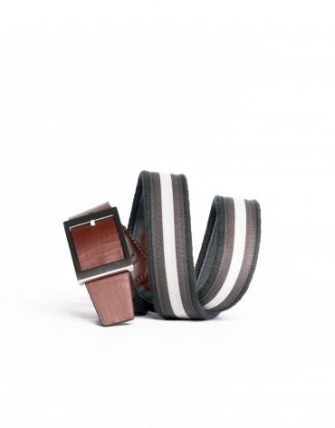 Bicolor nastro belt