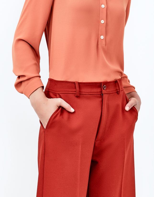 Pantalón culotte caldera