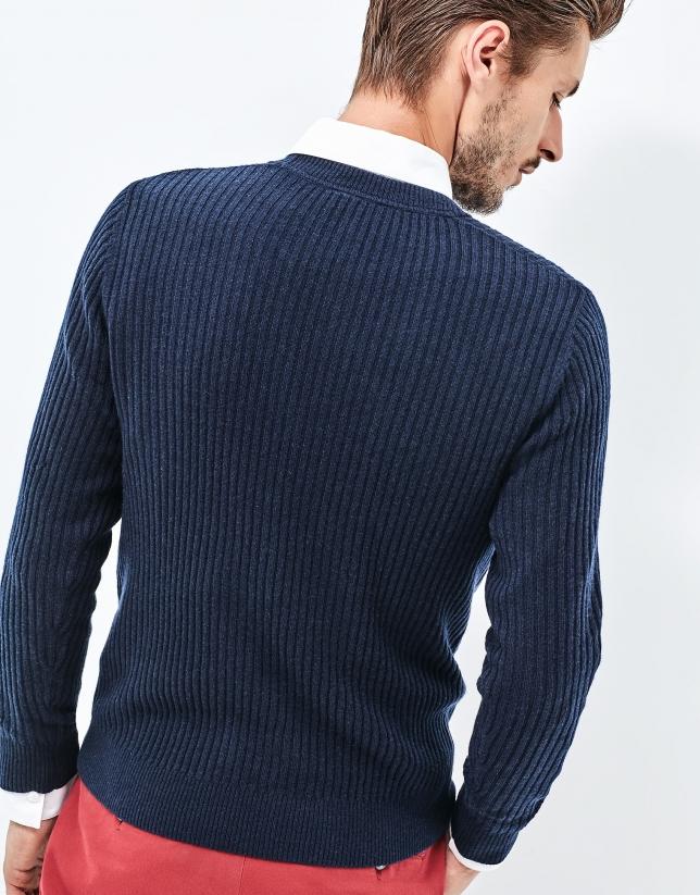 Jersey cashmere marino