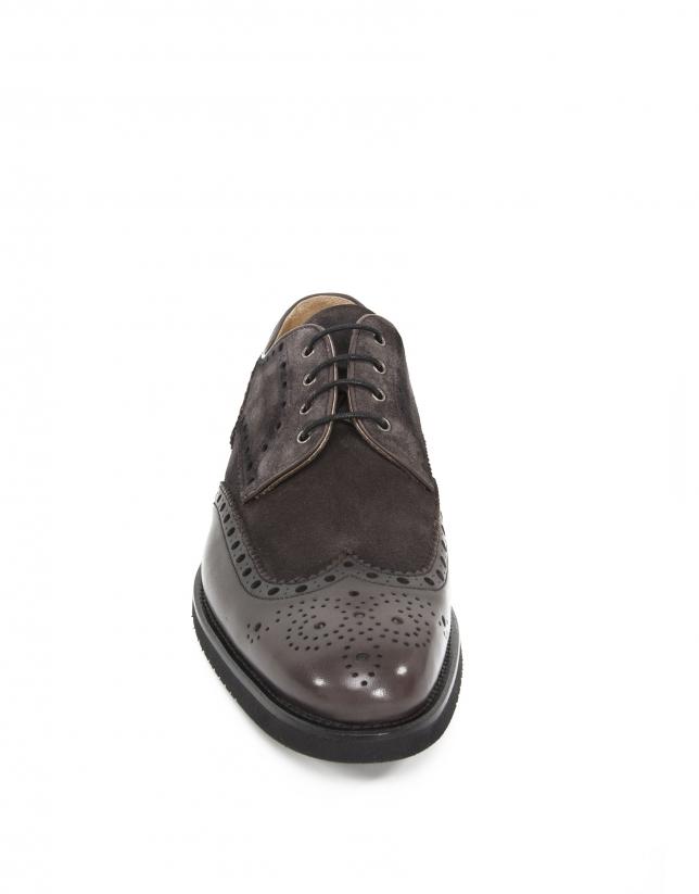 Zapato picados topo
