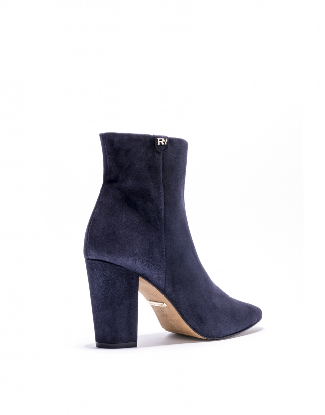 Pekín ankle boots