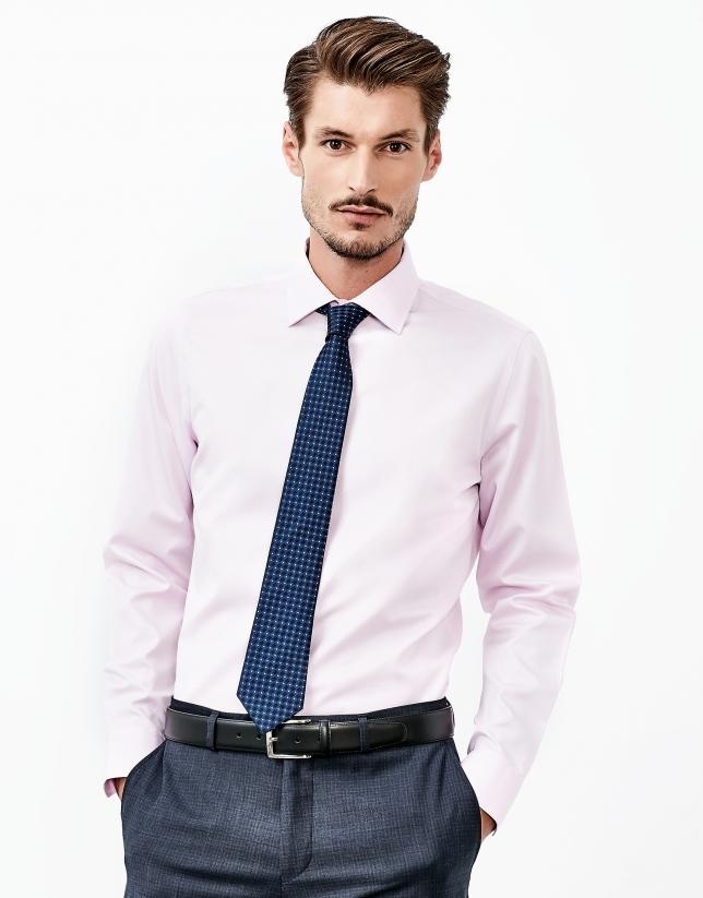 Camisa espiga rosa
