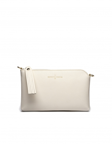 White Nano Lisa clutch
