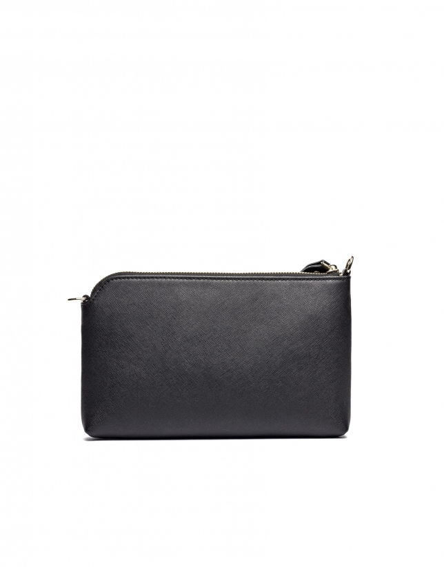 Clutch Lisa Nano noir