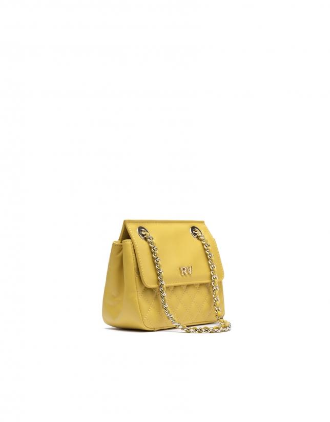Shoulder Ghauri Nano jaune