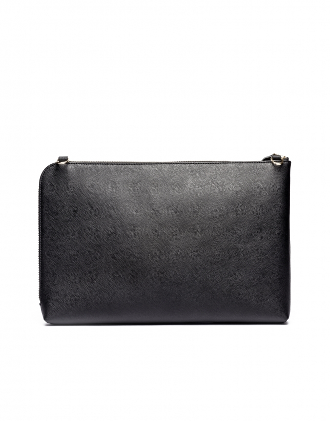 Clutch Lisa Mega noir