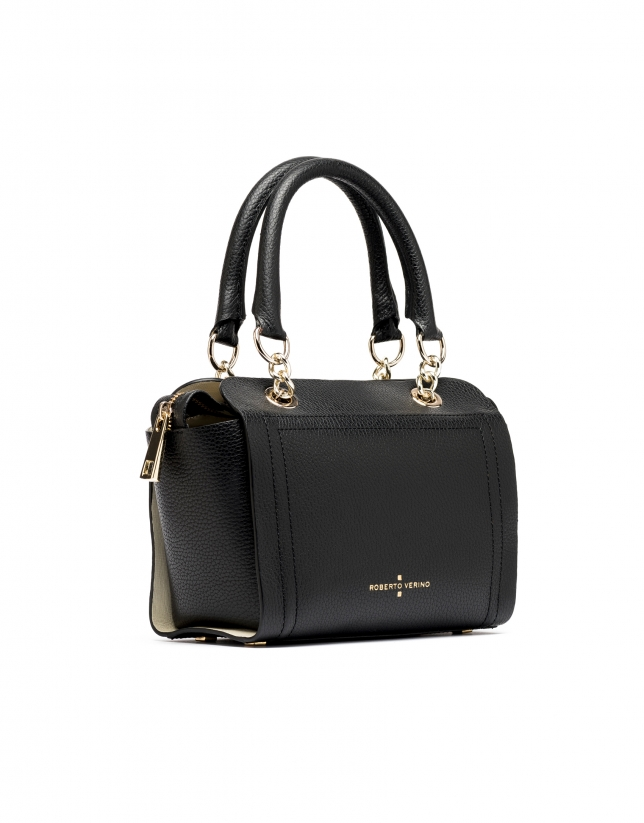 Black Romeo Mili satchel