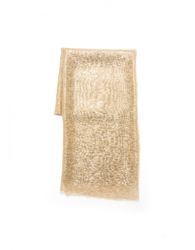 Foulard dorado