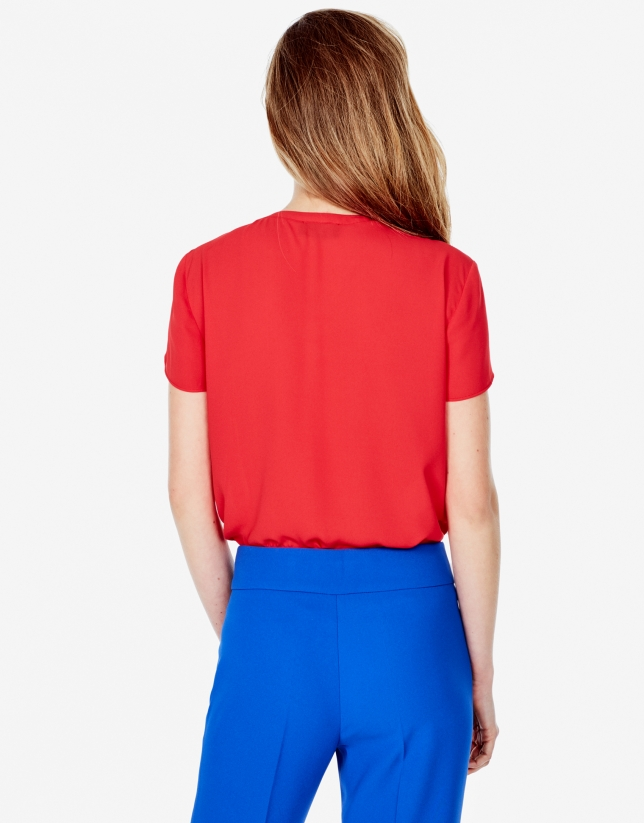 Azalea short sleeve top