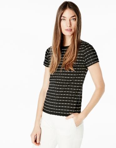 Camiseta fantasía negra