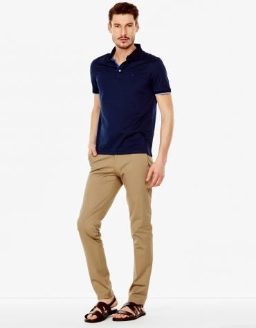 Khaki dressy chino pants